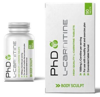 PhD Nutrition L-Carnitine Tabs