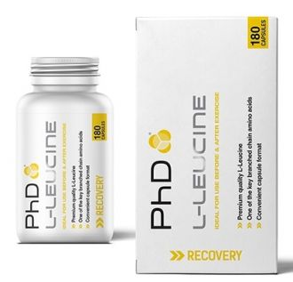 PhD Nutrition L-Leucine