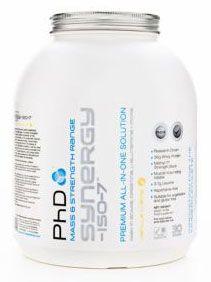 PhD Nutrition SYNERGY ISO-7 2000g