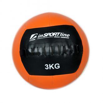 Posilovací míč inSPORTline Walbal 3kg