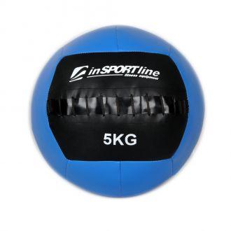 Posilovací míč inSPORTline Walbal 5kg