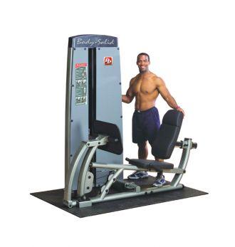 Posilovací stroj na stehna - Body-Solid Pro-Dual  DCLP-SF Leg Press