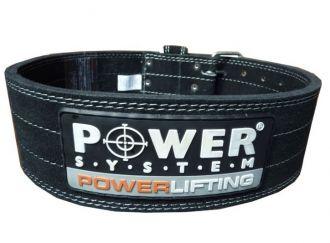 POWER SYSTEM Fitness opasek POWERLIFTING