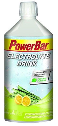 PowerBar Electrolyte Drink 1000ml  Lemon Grass Citrus EXPIRACE 10/2017