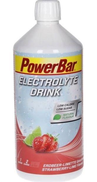 PowerBar Electrolyte Drink 1000ml Sour Cherry