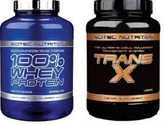 Pro zvýšení kondice a nárůst svalové hmoty