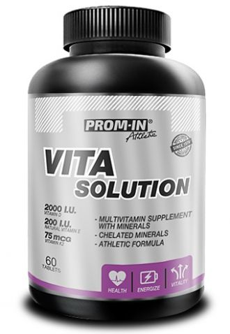 PROM-IN VITA SOLUTION 60 tablet