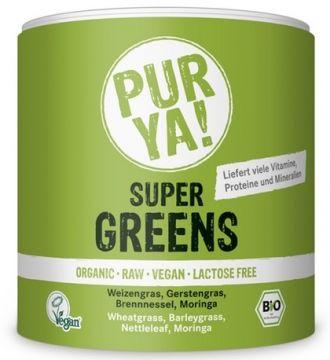 PurYa! Super Greens 150g BIO
