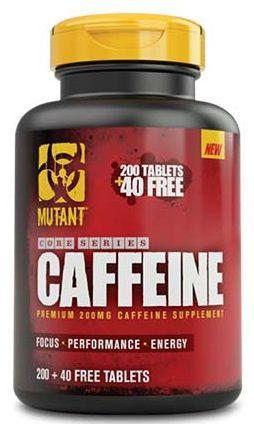 PVL Mutant Core Series Caffeine 240 tbl.