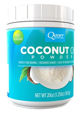 QUEST Coconut Oil Powders 567g