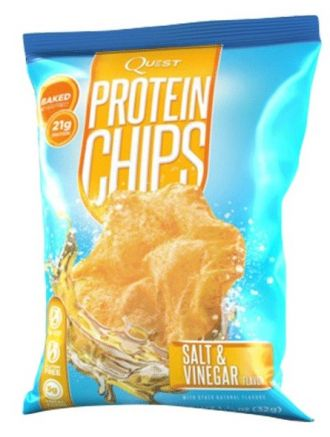 Quest Protein Chips 32g V�PRODEJ
