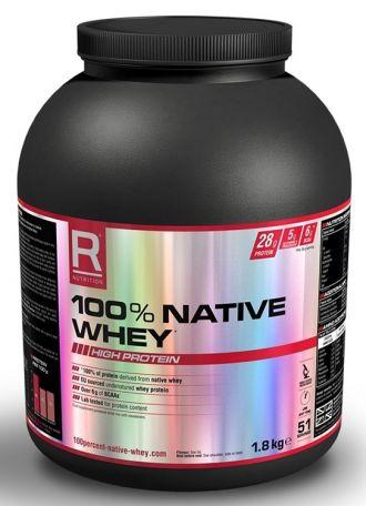 Reflex 100% Native Whey 1,8 kg