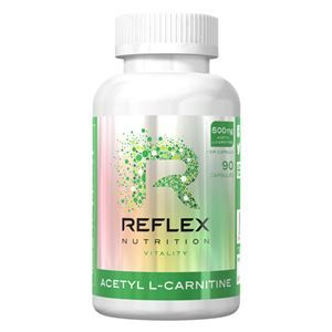 Reflex Acetyl-L-Carnitine 90 kaps