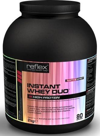 Reflex Instant Whey Duo 2000g