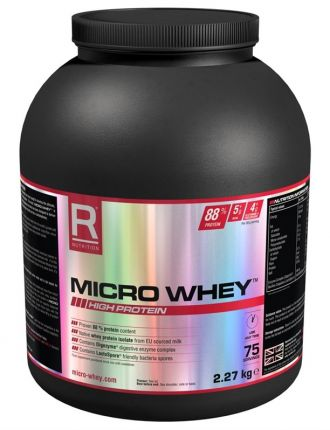 Reflex Micro Whey 2,27kg