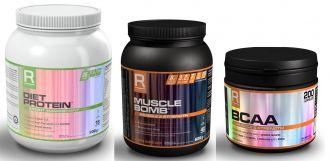 Reflex Nárůst svalové hmoty a síly pro ženy