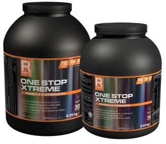 Reflex One Stop XTREME 4,35kg + 2,03kg ZDARMA