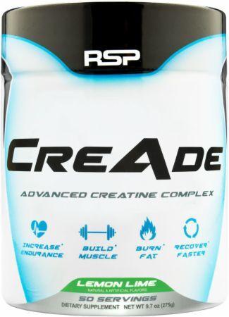 RSP CreAde + Cellucor C4 10 dávek VÝPRODEJ, EXP. 09/2016