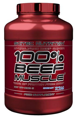 Scitec 100% BEEF MUSCLE 3180g