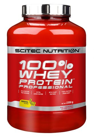 Scitec 100% WHEY PROTEIN PROFESSIONAL 2350g + BCAA Xpress 70g