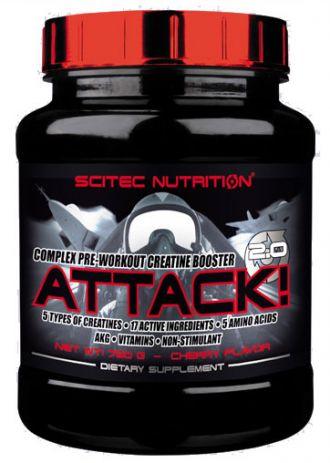 Scitec ATTACK! 2.0 720g