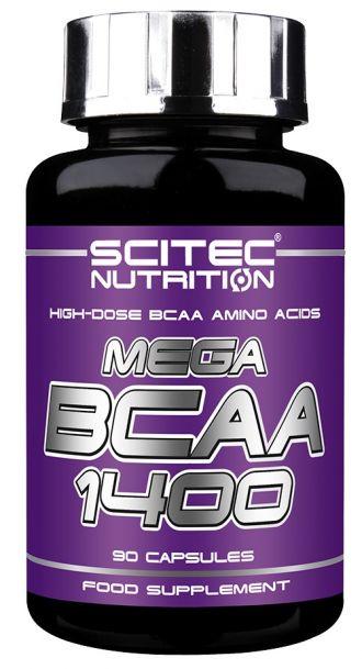 Scitec BCAA 1400 90 kapslí