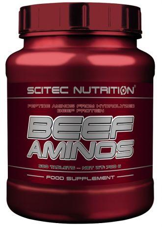 Scitec Beef Aminos 500 tablet