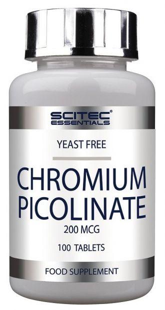 Scitec CHROMIUM PICOLINATE 100 kps