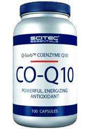Scitec CO-Q10 100 kapslí