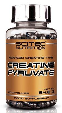 Scitec CREATINE PYRUVATE 100cps.