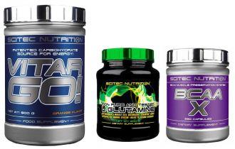 Scitec Doplnění energie, ochrana svalové hmoty
