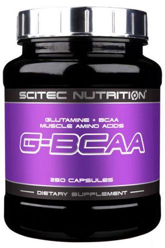 Scitec G-BCAA / 250tbl