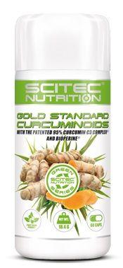 Scitec GOLD STANDARD CURCUMINOIDS 60 kps