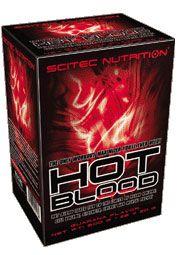 Scitec HOT BLOOD 3.0 25 x 20g