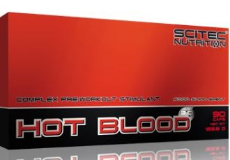 Scitec HOT BLOOD 3.0 90 kapsl�