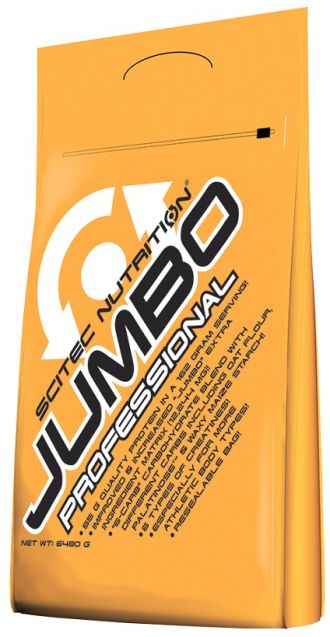 Scitec JUMBO 6480g PROFESSIONAL