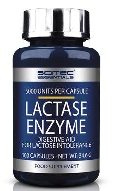 Scitec Lactase Enzyme 100 kaps