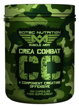 Scitec Muscle Army CREA COMBAT 150 kapslí