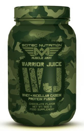 Scitec Muscle Army WARRIOR JUICE 900g
