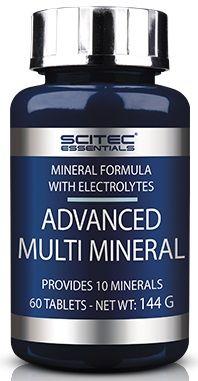 SciTec Nutrition ADVANCED MULTI MINERAL 60 tbl.