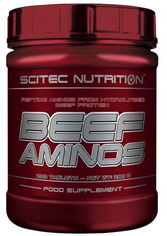 Scitec Nutrition Beef Aminos 200 tbl