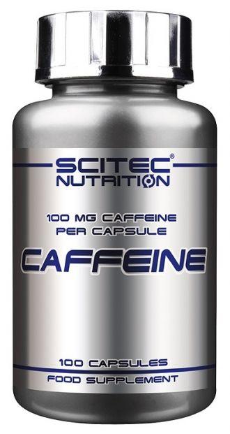Scitec Nutrition Caffeine 100kps