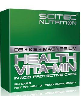 Scitec Nutrition Health Vita-min 54 kapslí