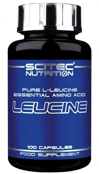 Scitec Nutrition LEUCINE 100 kps