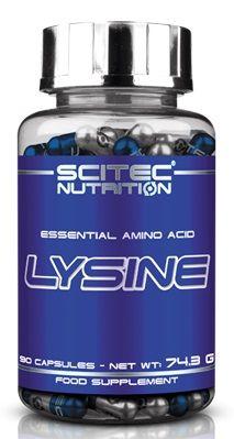 Scitec Nutrition LYSINE 90 kps