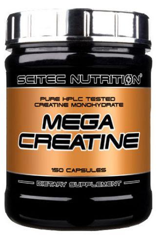 Scitec Nutrition MEGA CREATINE 150 kapslí