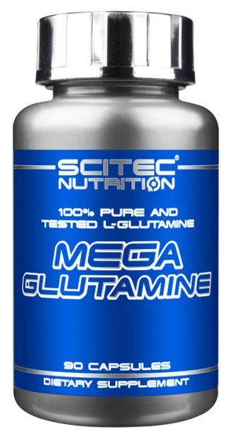 Scitec Nutrition Mega Glutamine 90kps