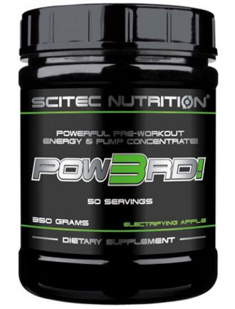 Scitec Nutrition Scitec Pow3rd! 2.0 350 g