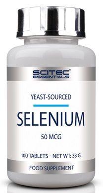 Scitec SELENIUM 100 kps