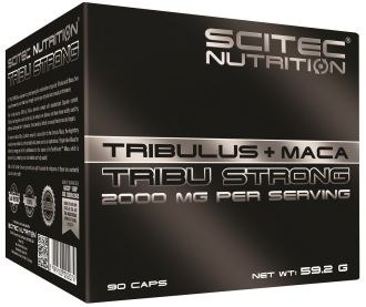 Scitec TRIBU STRONG 90cps